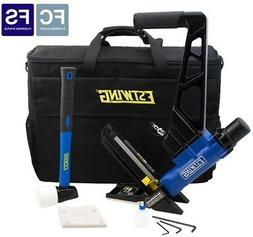 Estwing 2 in 1 Flooring Nailer w/Bag and Patent Pending Quic