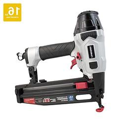 Husky 16-Gauge Pneumatic Straight Finish Nailer DPFN64 - 3/4