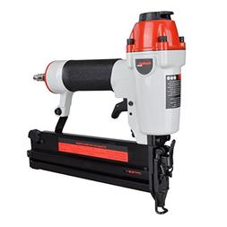 PowRyte 18 Gauge 2-in-1 Air Brad Nailer/Narrow Crown Stapler