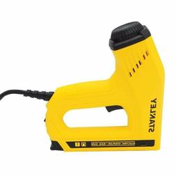 Stanley 2-in-1 Electric Stapler and Strip Brad Nailer TRE550