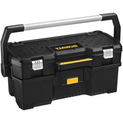 DEWALT 2-in-1 Tote with Removable Power Tool Case 24 in. Det