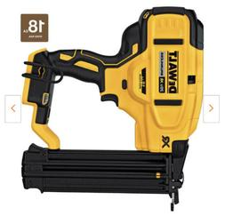 20-Volt Max Xr Lithium-Ion Cordless 18-Gauge Brad Nailer