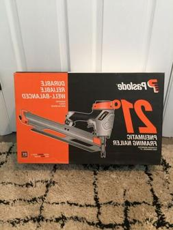21 degree framing nailer model f350 21