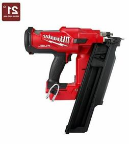 Milwaukee 2744-20 M18 FUEL 21-Degree Framing Nailer  New