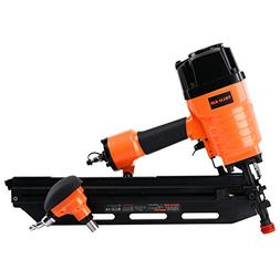 Valu-Air 9021C 21 Degree Full Round Head Framing Nailer 3-1/