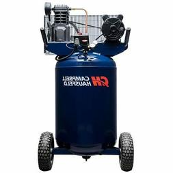 Vertical 30 Gallon Portable Air Compressor - 5.5CFM, 2HP, 12