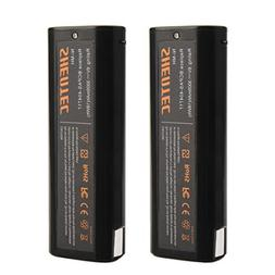 Shentec 2 Pack 3000mAh 6V Battery Compatible with Paslode 40