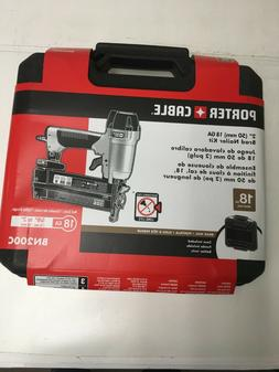 Porter Cable BN200C 2-Inch 18 Gauge Brad Nailer Kit