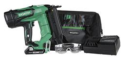 "2"" 18V Brushless Lithium Ion 18Ga Brad Nailer Hitachi NT1850"