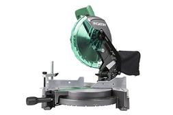 Hitachi C10FCG 15-Amp 10'' Single Bevel Compound Miter Saw N