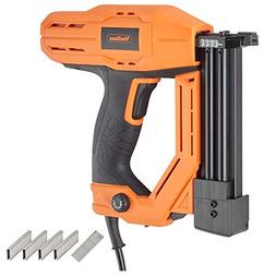 VonHaus Corded Electric 18 Gauge Brad Nailer and Stapler Kit