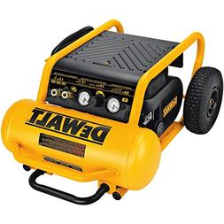 DEWALT D55146 4-1/2-Gallon 200-PSI Hand Carry Compressor wit