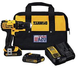 Dewalt DCD780C2R Factory-Reconditioned 20V MAX Cordless Lith