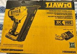 DEWALT DCN650D1 20V Cordless Nailer with Accessories