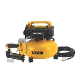 DEWALT DWC1KIT-B Brad Nailer and Compressor Combo Kit - DWC1