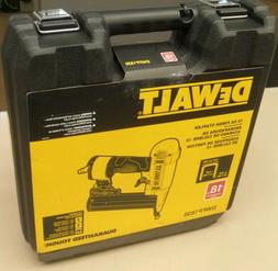 Dewalt DWFP1838 18-Gauge 1/4 in. Crown 1-1/2 in. Finish Stap