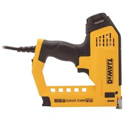 DEWALT DWHT75021 Electric Multi-Tacker and Brad Nailer
