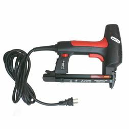 Electric Powered Upholstery Stapler / 18 Gauge Brad Finish N