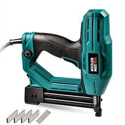 Electric Staple/Brad Nail Gun, NEU MASTER NTC0040 Heavy-duty