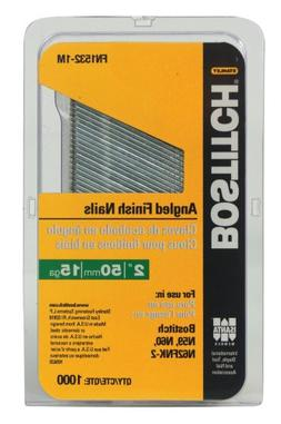 Bostitch FN1532-1M 2-inch Finish Nails - 1000 per Box