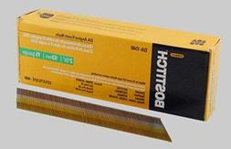 Bostitch FN1540 2-1/2-Inch by 15 Gauge by 33 to 35 Degree An