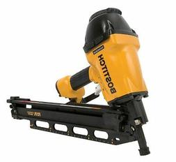 "Bostitch 21 Degree 3-1/2"" Framing and Metal Connector Nailer"