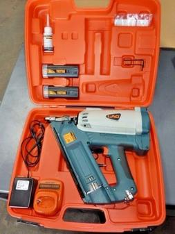 DAJ Framing Nailer Cordless Nail Gun 30 degree clipped head
