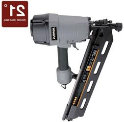 Framing Nailer Pneumatic Air Nail Gun 21 Degree Full Head St