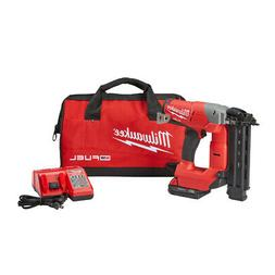 Milwaukee FUEL M18 18V 18G Brushless Brad Nailer Kit 2740-21