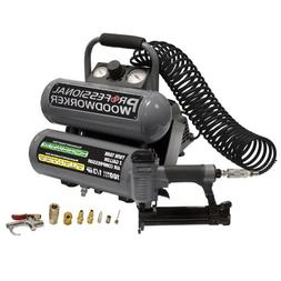 Professional Woodworker 8682 18 Gauge Brad Nailer with 2 Gal