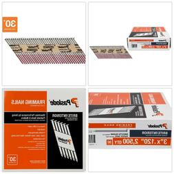 Paslode 650836 3 in. x 0.120-Gauge 30-Degree Framing Nails
