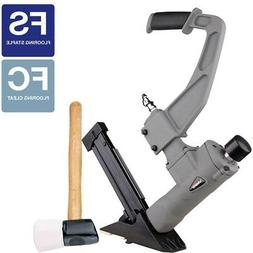 Hardwood Flooring Nailer 16 Gauge Pneumatic 3 in 1 Floor Air