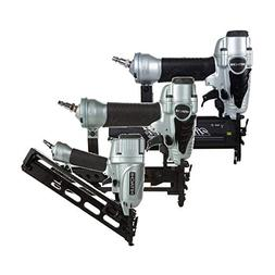 Hitachi KNT65-50-38 3-Piece Angled Finish Nailer, Brad Naile