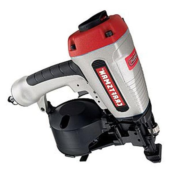 Craftsman 18180 Coil Roofing Nailer