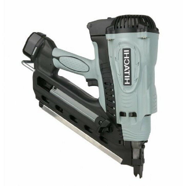 2 clipped gas nailer