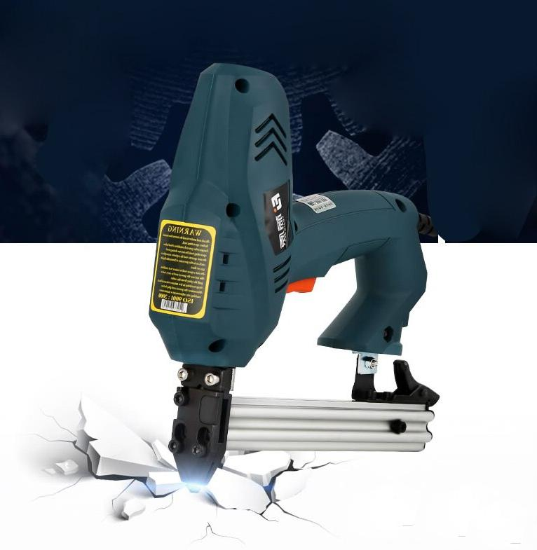 Electric <font><b>Nailer</b></font> Straight <font><b>Gun</b></font> Tool for Wood