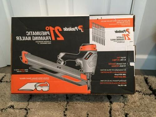 PASLODE 21 Degree Framing Nailer - Model - NIB
