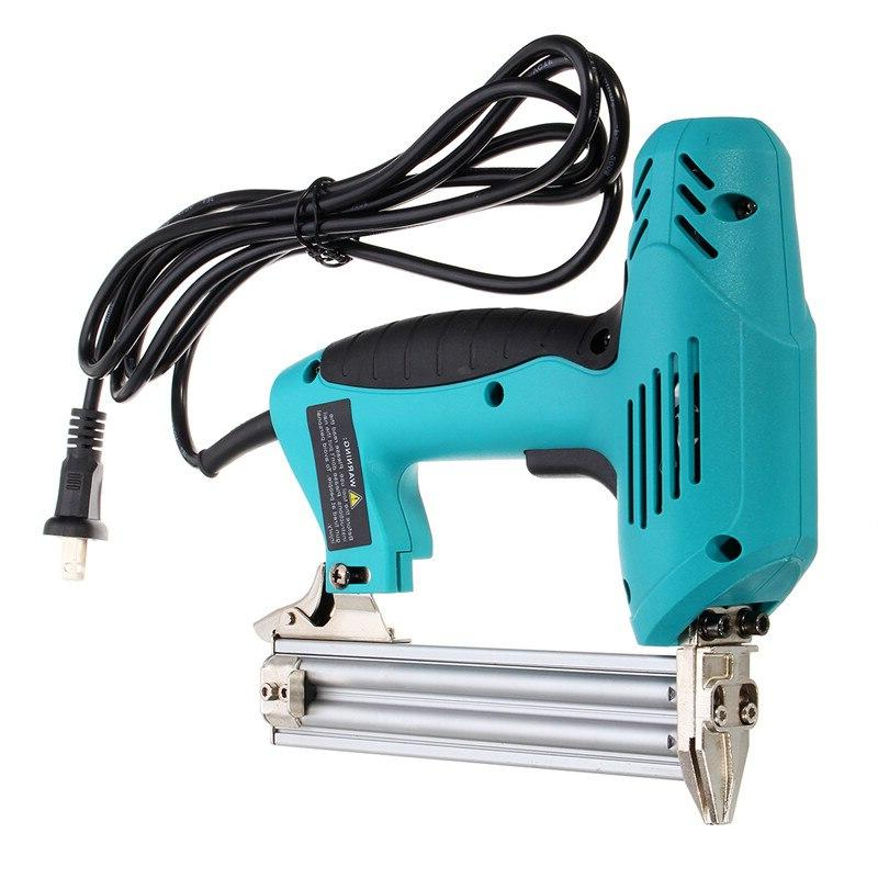 220V 1800W Electric Staple F30 Single <font><b>Nail</b></font> 30/min Straight Gas