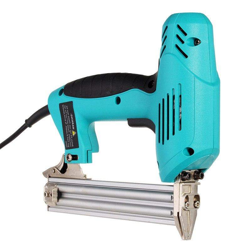 220V 1800W Staple F30 Single <font><b>Gun</b></font> Use 30/min Gas <font><b>Nail</b></font>