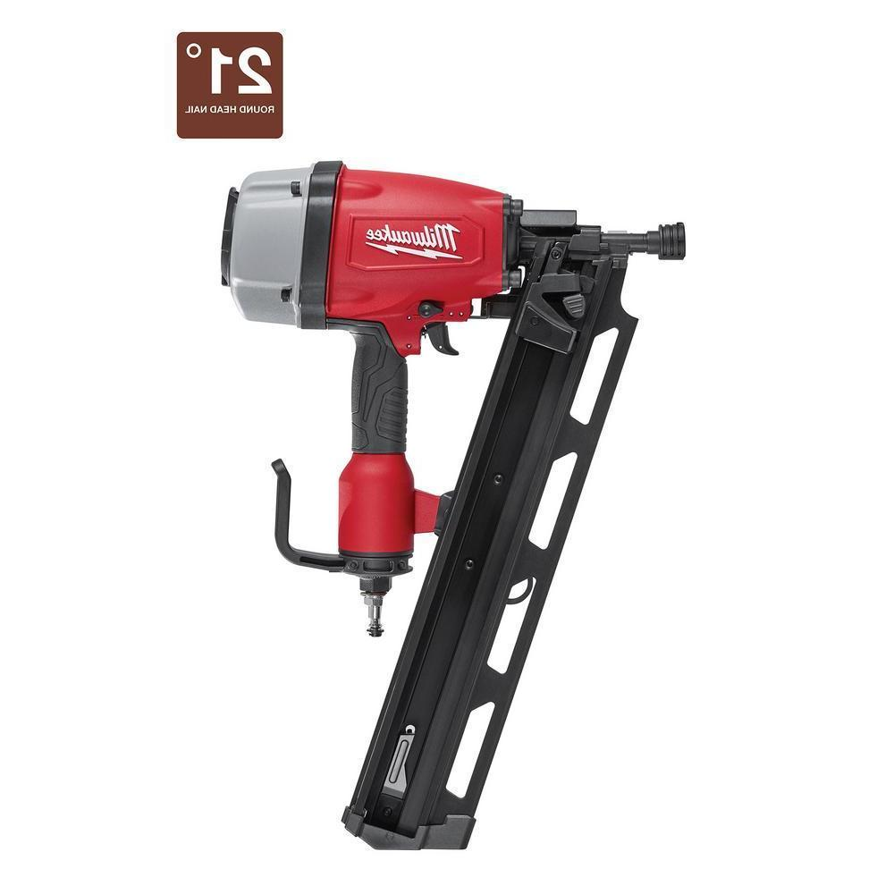 3-1/2 Degree Full Round Nailer