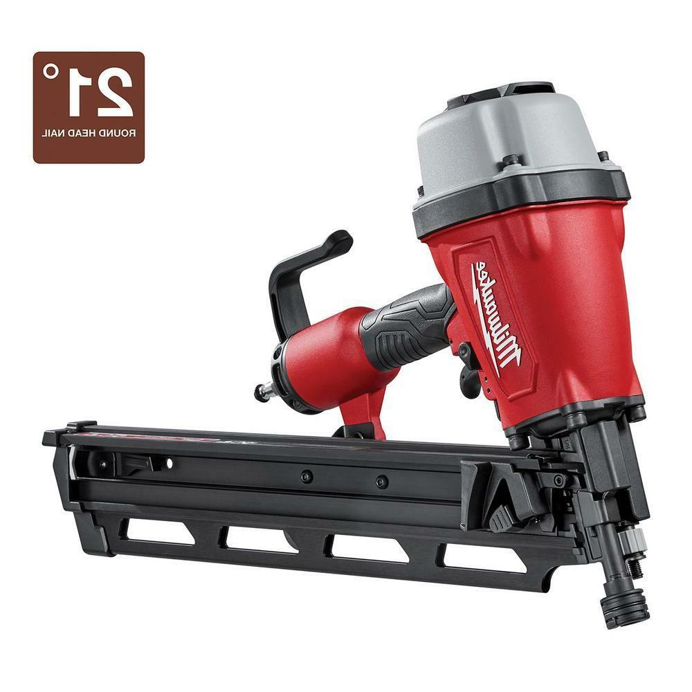 Milwaukee 3-1/2 Full Framing Nailer