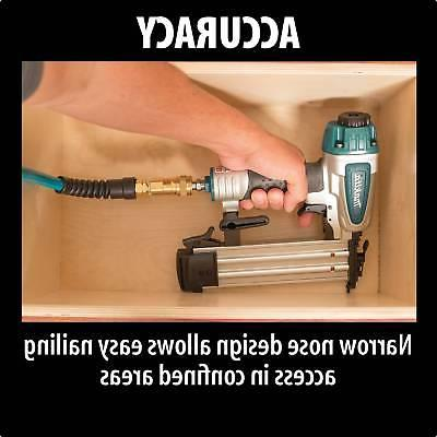 MAKITA NEW 18 Gauge Brad Nailer Kit