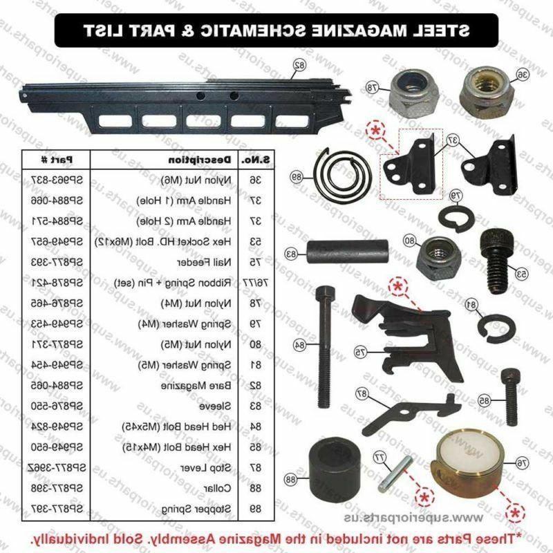 Aftermarket Magazine 1-Hole For Nr83A2