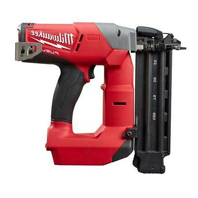 Milwaukee Brad M18 Nail Gun Jobsite Refurbished