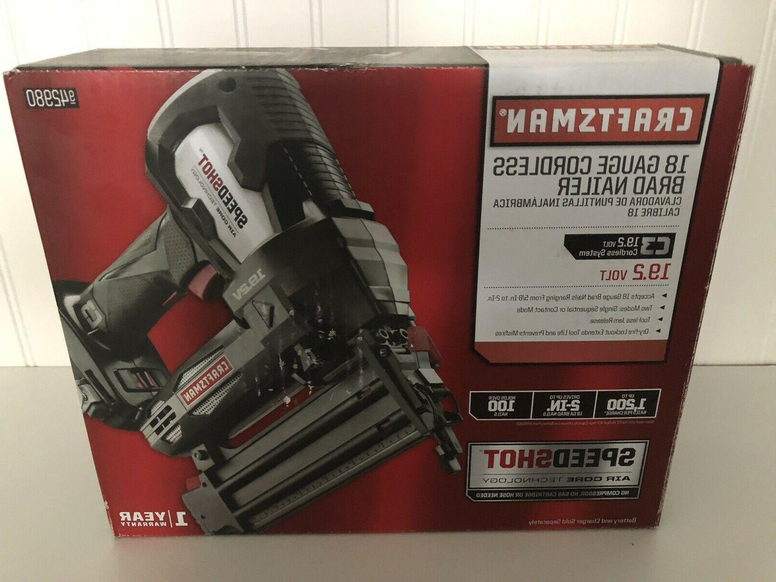 Craftsman C3 Nailer # 942980 ~ NEW