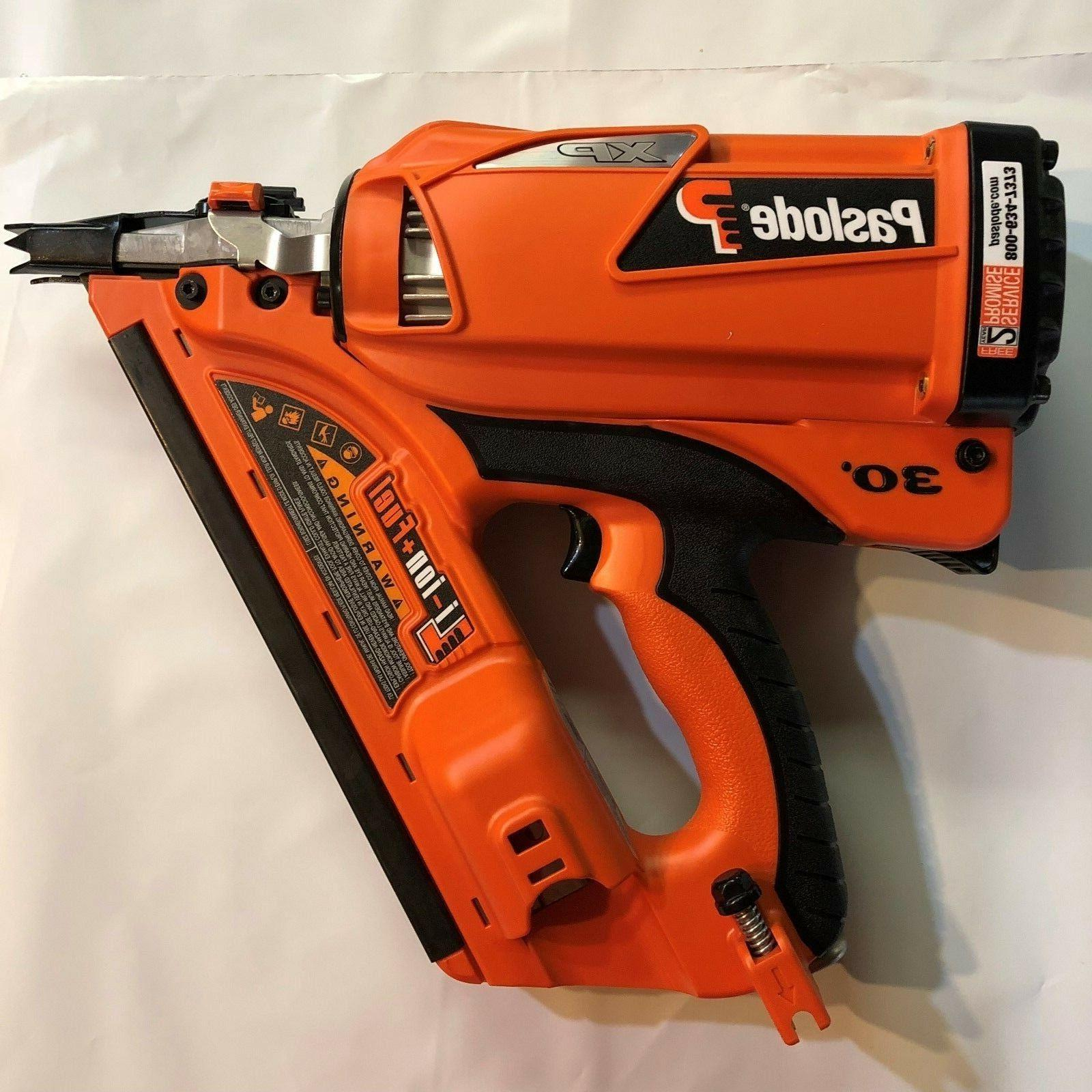 Paslode Impulse Framing Nailer 30 Degree bare