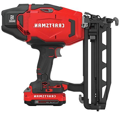 CRAFTSMAN Cordless Finish