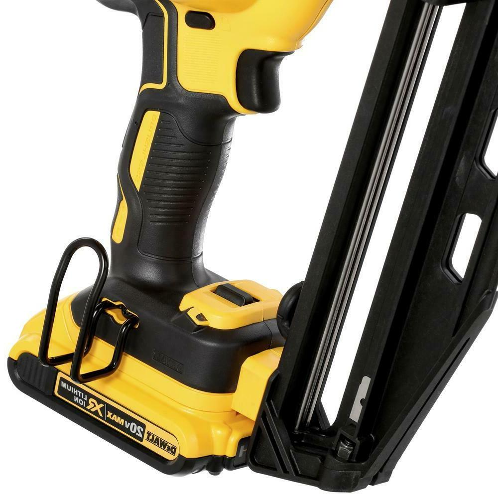DEWALT - DCN660D1 Max Cordless Finish Kit