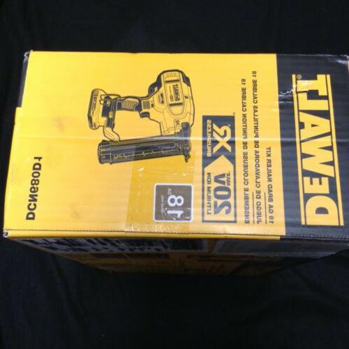 DEWALT DCN680D1 Nailer Kit