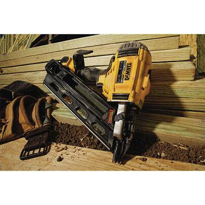 Brushless Lithium-Ion Nailer Kit
